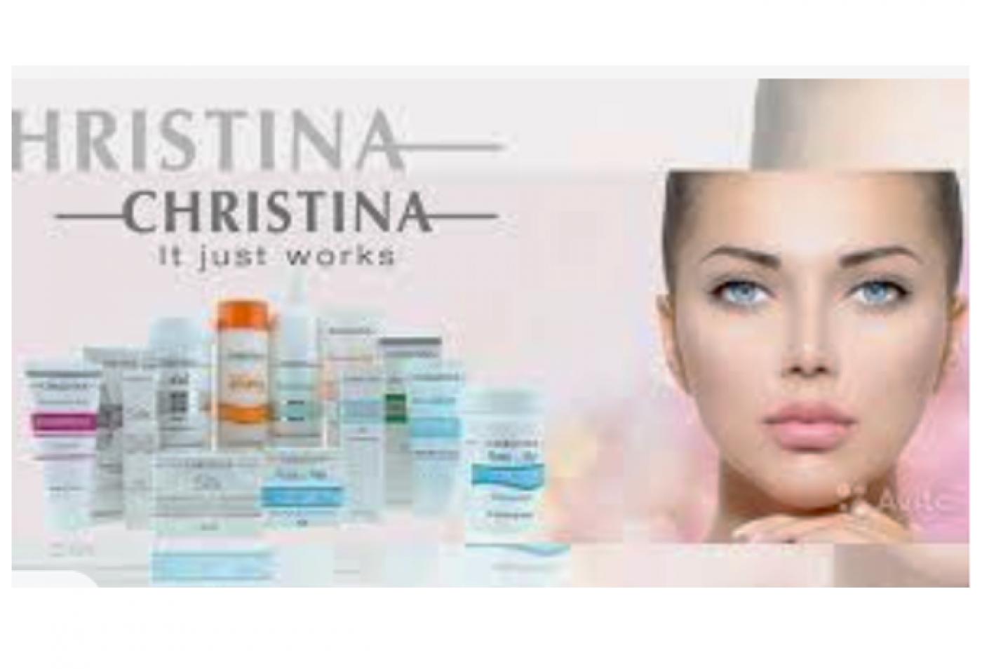 Подбор косметических средств Christina